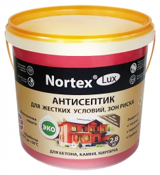 Nortex®-Lux (НОРТЕКС®-ЛЮКС) для бетона 0,9 кг
